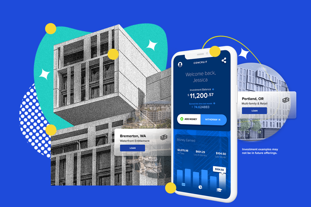 Concreit Review: Easy Real Estate Investing That Doesn't Lock Up Your Funds