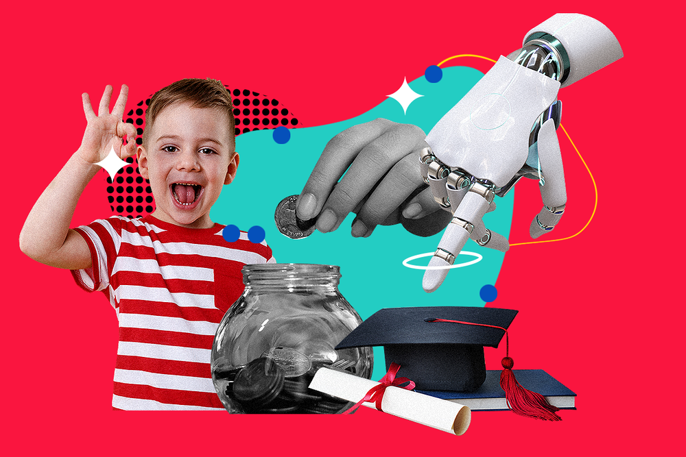 Micro-Investing for Your Kid's Future