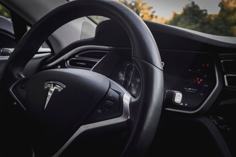 <h3>Pull Up in a Tesla</h3>