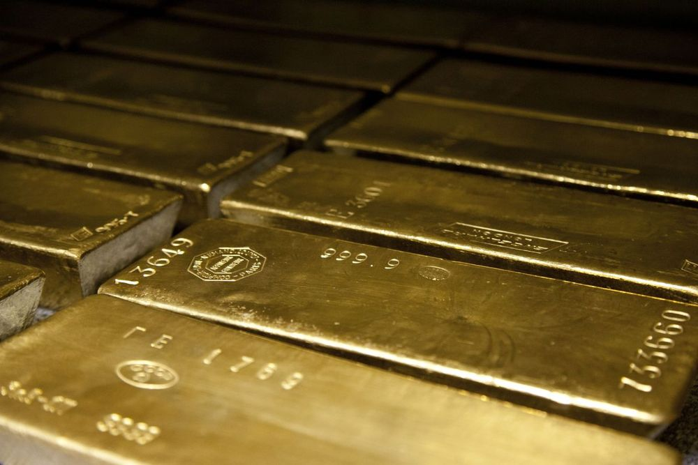 Buying & securing gold has never been more simple!
