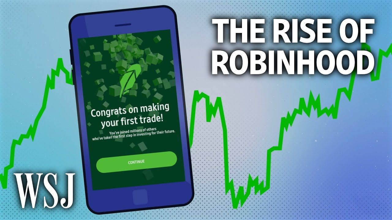 How Robinhood Transformed Retail Trading Ahead of Its IPO