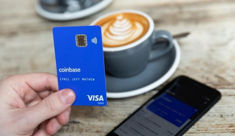 Coinbase launches debit card
