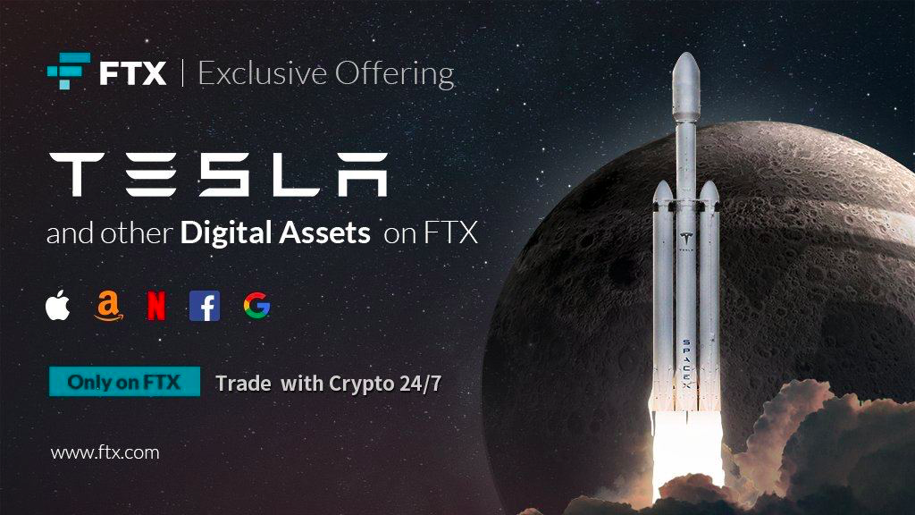 Tesla on FTX