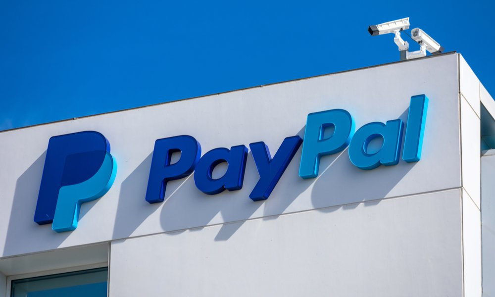 PayPal in business!