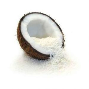 coconut scrubs