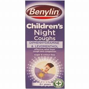 3 Incredible Health Benefits of Benylin Children's Cough Syrup