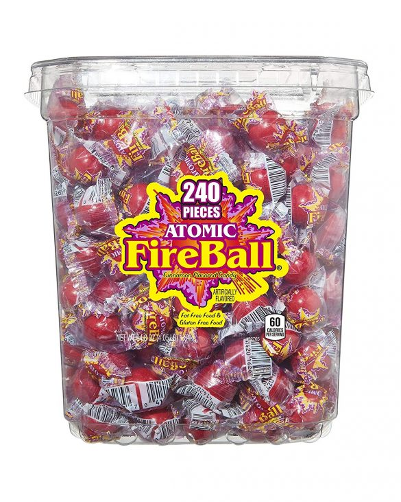 Unexpected Health Benefits of Fireball Candy
