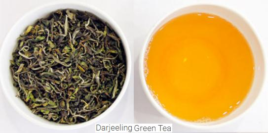 Health Benefits of Darjeeling Green Tea