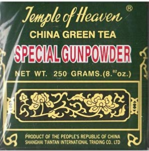 Health Benefits of China Green Tea Special Gunpowder