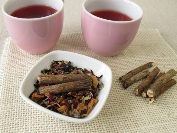 Incredible Health Benefits of Licorice Spice Tea