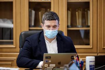 Віцепрем'єр міністр  України Михайло Федоров про Monitor.Estate