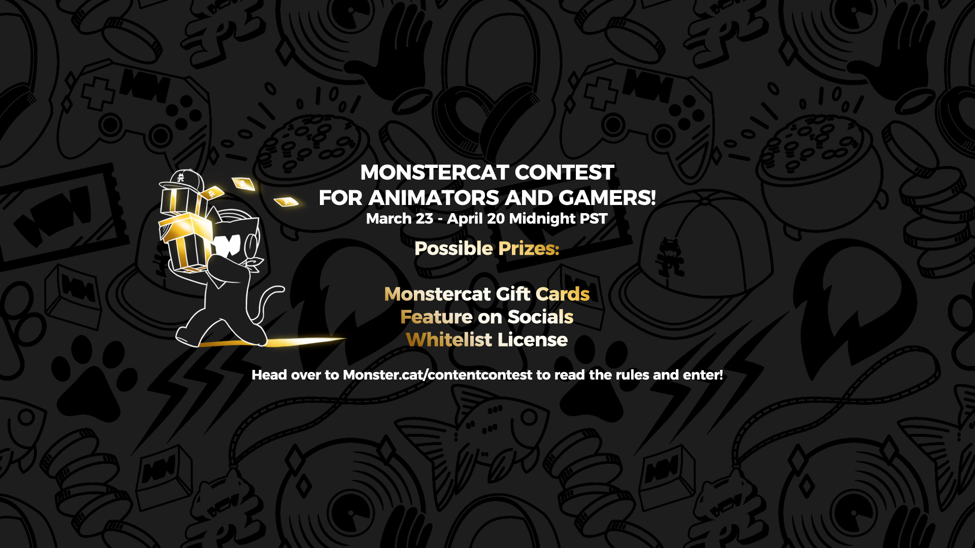 Monstercat Content Contest for Animators and Gamers - Blog