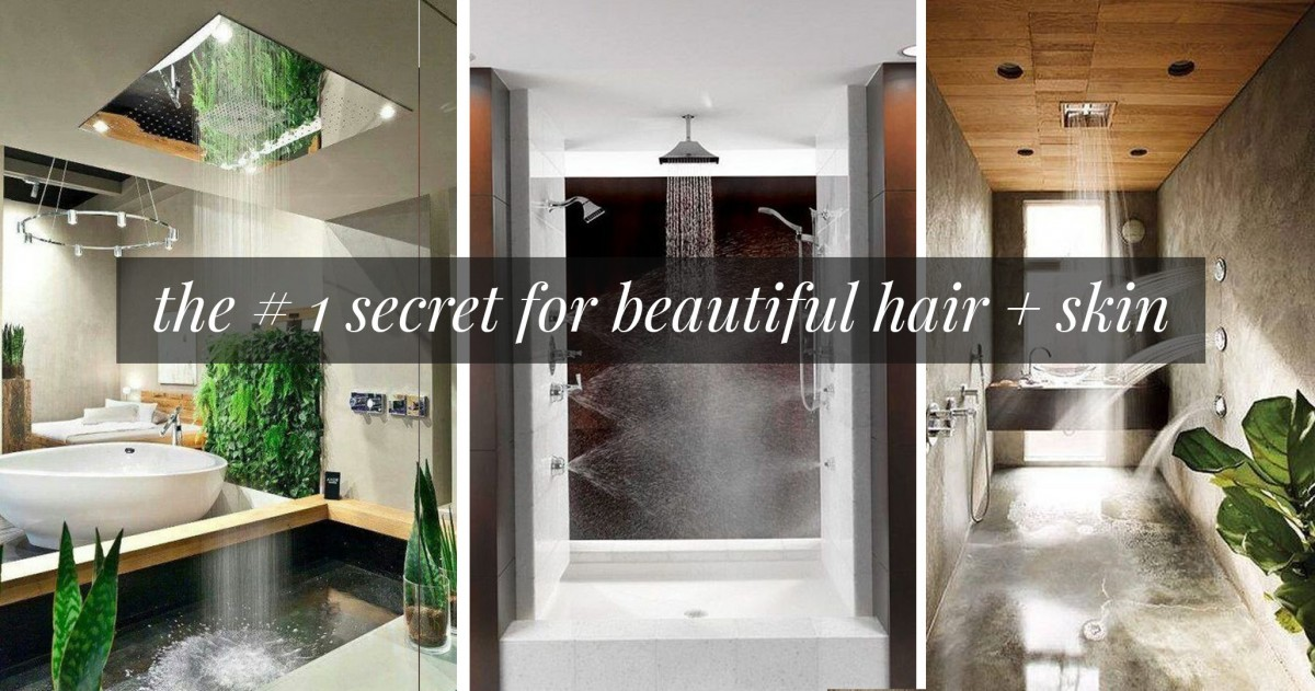 My number one secret for beautiful hair and skin