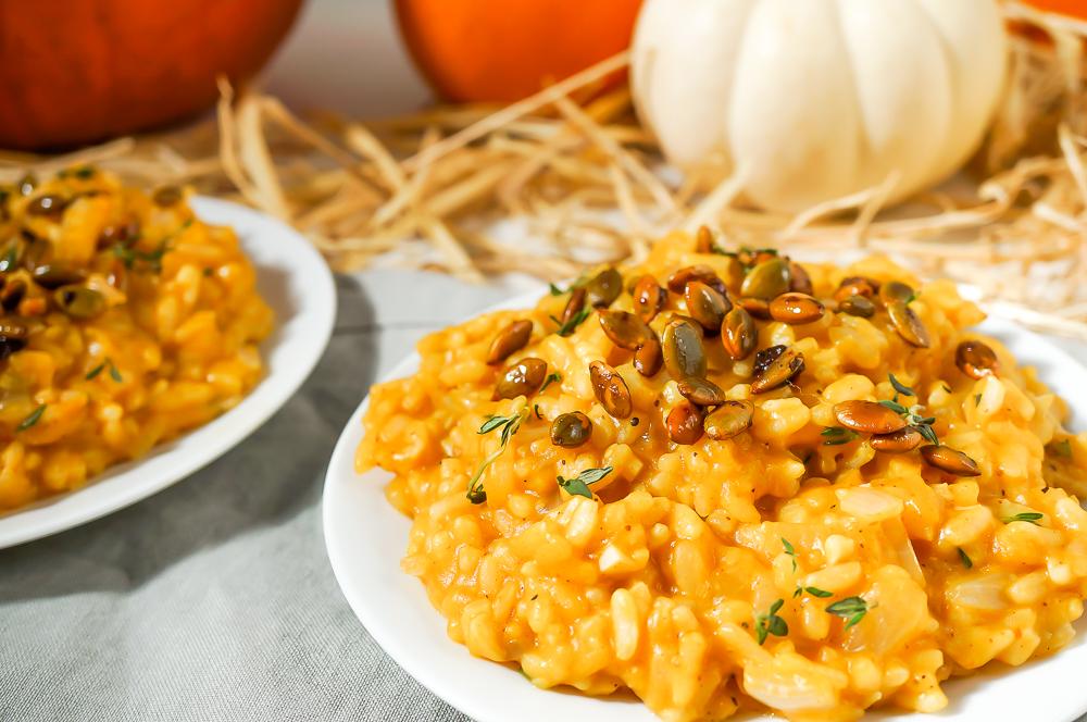 PumpkinRisotto