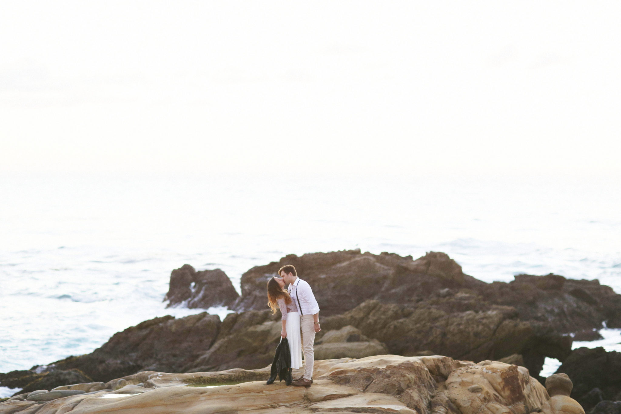 Our Kick Ass Organic Wedding: The Engagement Story