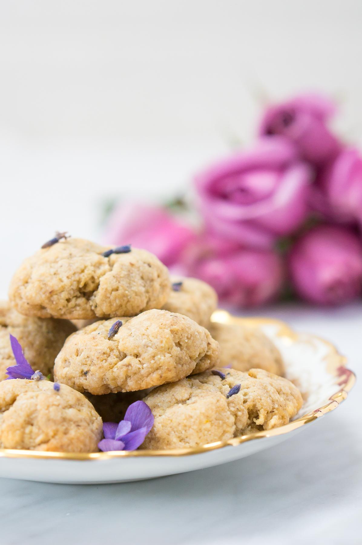 Lemon Lavender Cookies-4