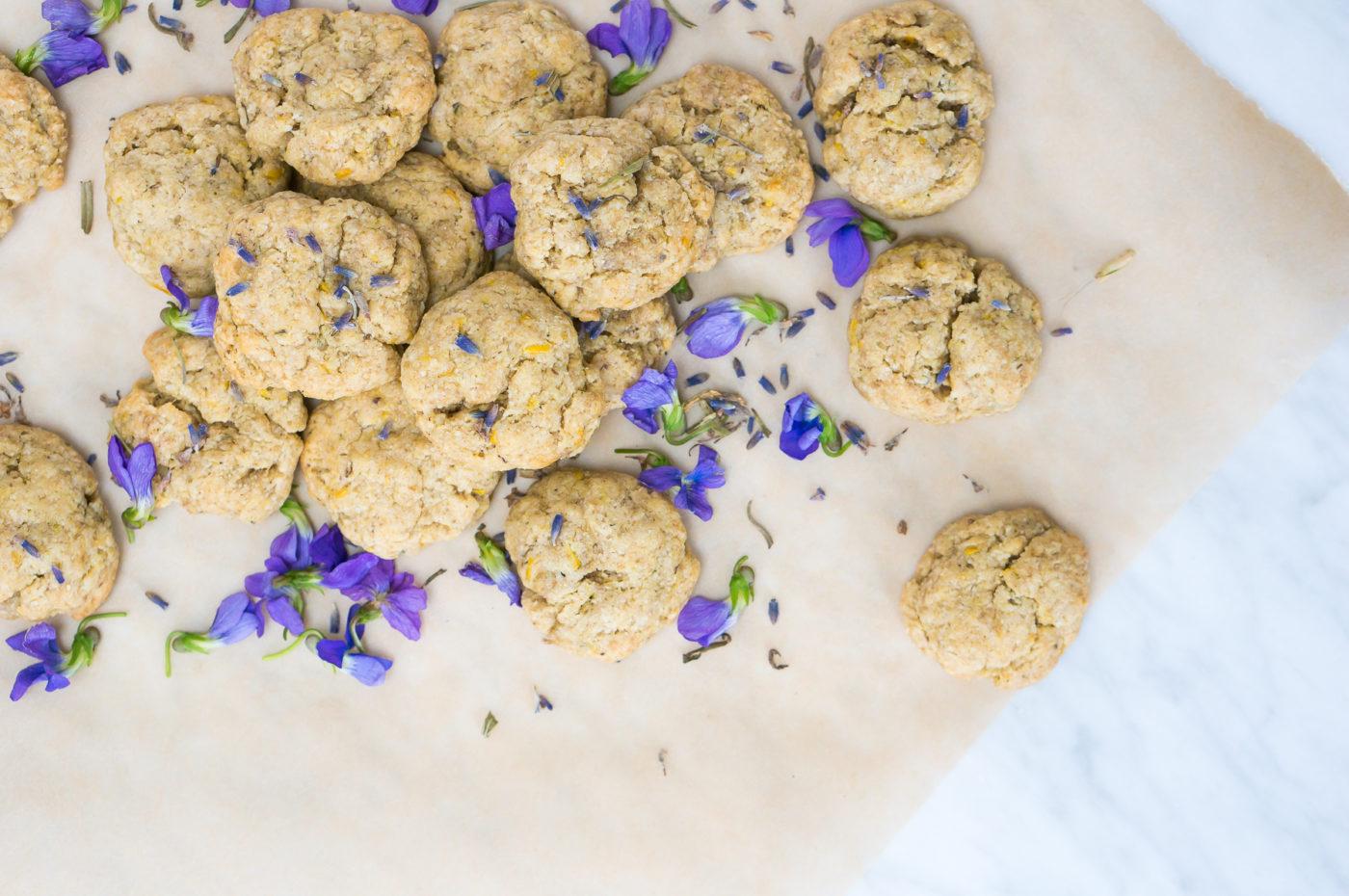 Lemon Lavender Cookies-6