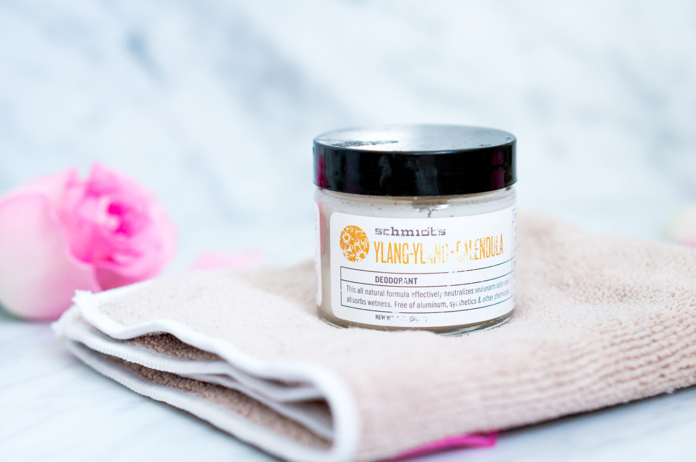 Sprouted Routes Natural Beauty Routine Deo