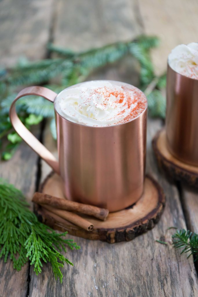 dairy free mexican hot chocolate