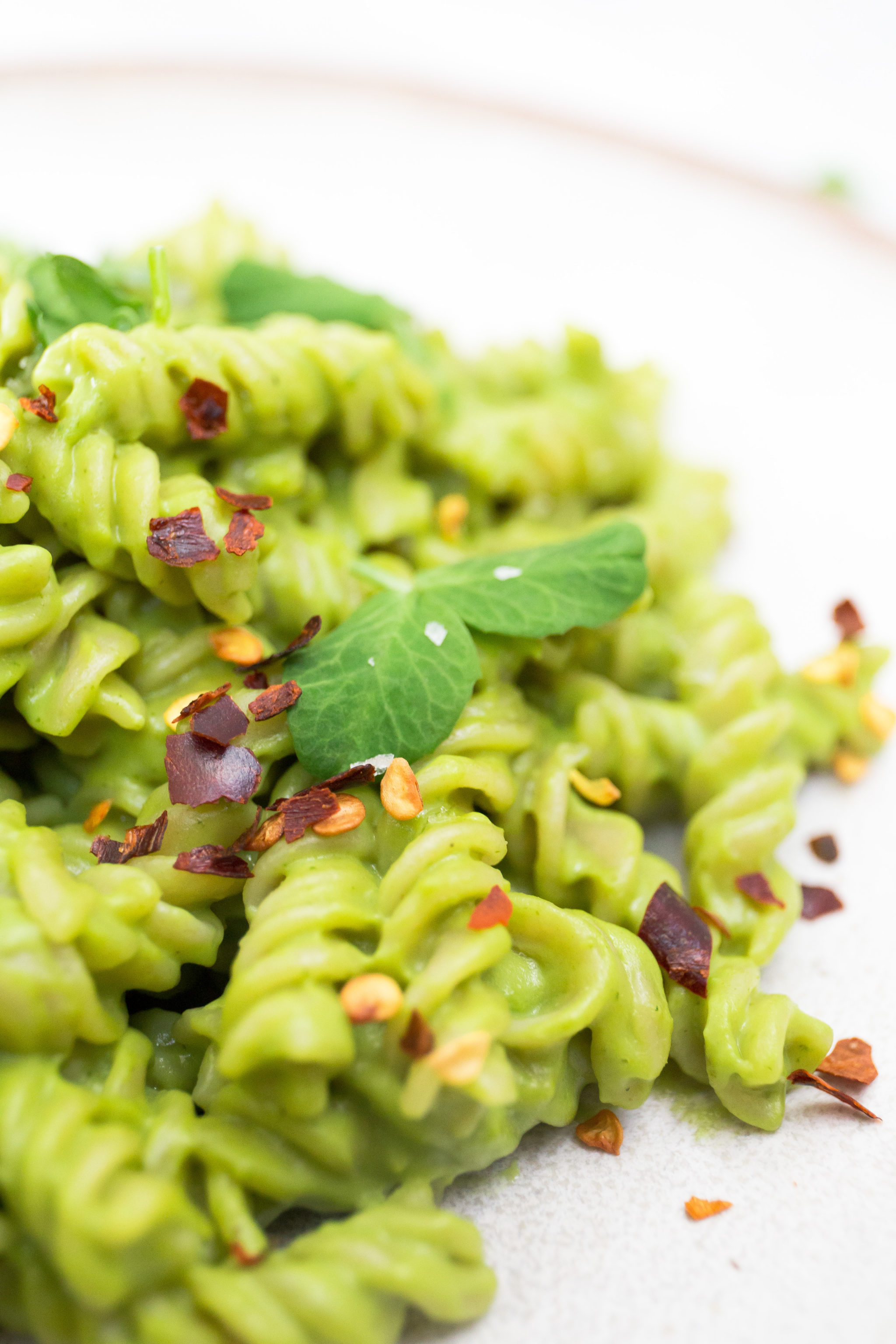 Green Mac and Cheese (Gluten Free, Dairy-Free)