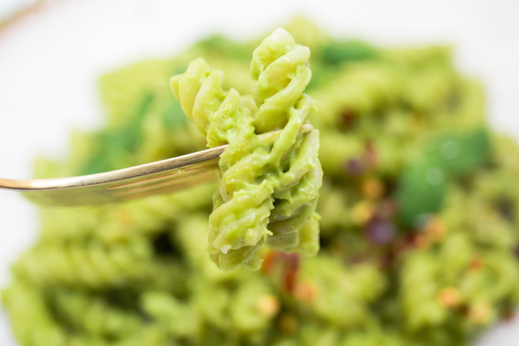 Dairy-Free Green Mac and Cheese