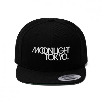 Moonlight Tokyo Logo Cap 1