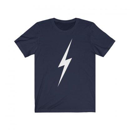 Thunder T-shirt (Dark blue) Worn by Ben Affleck 1