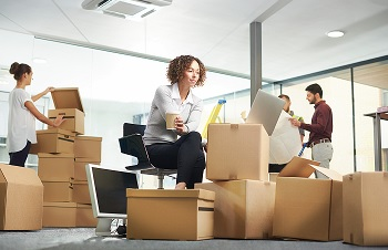 Helping you engage your employees during the office relocation process