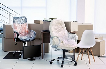 Helping you through every step of the office relocation process