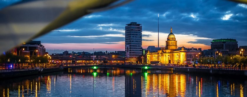 Dublin set to reach peak office rents next year as London declines