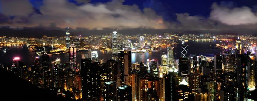 Hong Kong tops the chart for the most expensive office locations in the world