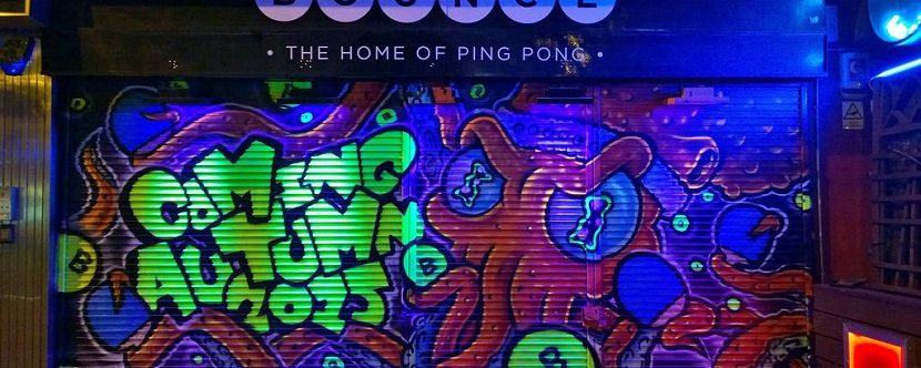 Ping pong bar Bounce to undergo major expansion thanks to real estate giants
