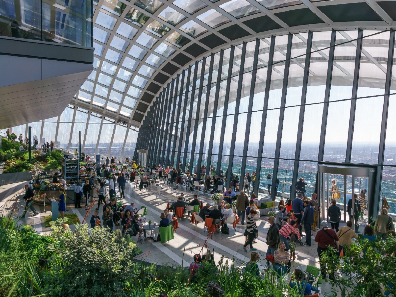 In just one year, London office investment is up 64%
