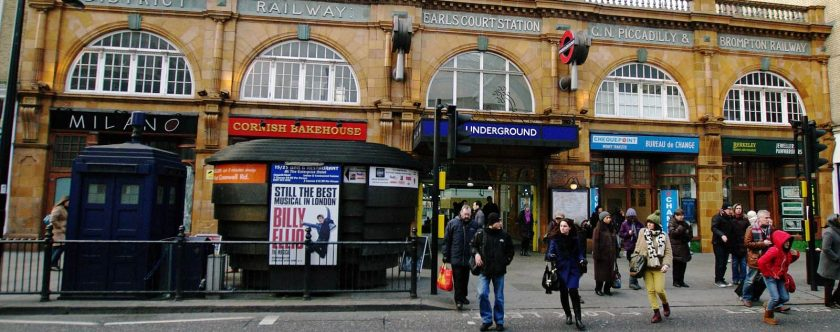 Met Police may purchase headquarters at Earl's Court after development plans are scrapped