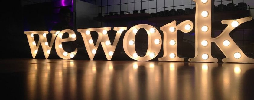 WeWork continues London takeover with talks to rent space from Debenhams