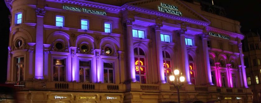 The Trocadero may be resurrected as plans for significant developments are approved
