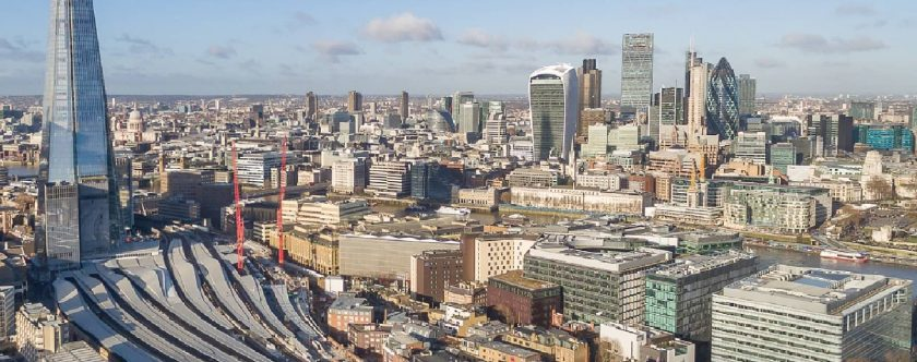 New development at 22 Bishopsgate pulls in interest from high-status tenants