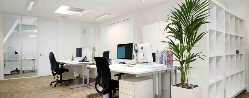 An amazing office space opportunity in Marylebone
