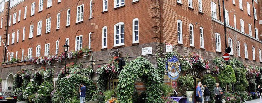 Savills gets go ahead for Covent Garden Grain House scheme