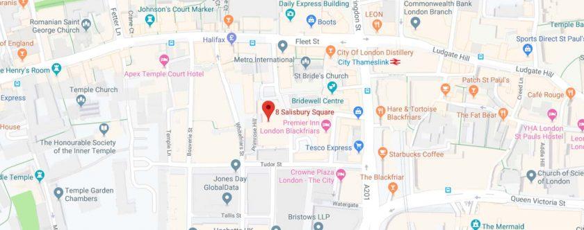 Hong Kong investor acquires 8 Salisbury Square from Greycoat and Cheyne Capital