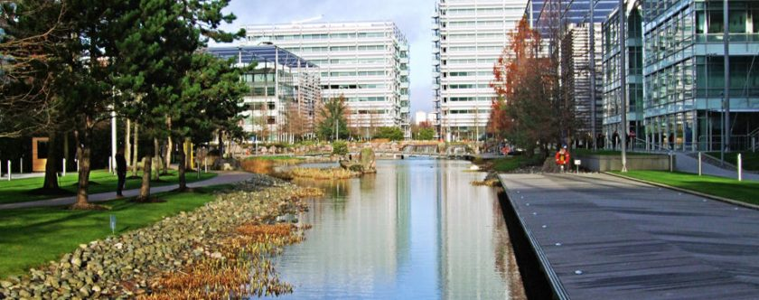 Venture X is to open first European office at Chiswick Park