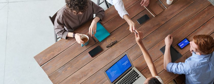 Five tips for fostering great collaboration in the workplace