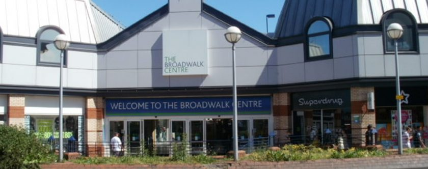 Aberdeen Standard Investments set to sell the Broadwalk shopping centre in Edgware