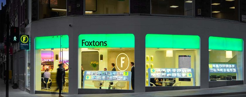 Foxtons receives £22 million from investors to help it through the health crisis