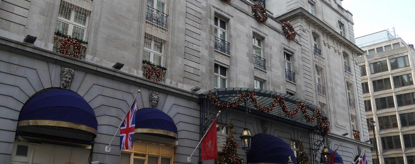 Ritz Hotel sold to private investor, inflaming Barclay family tensions