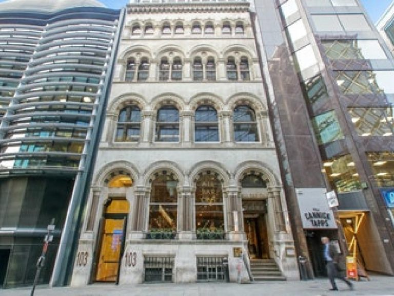 OFFICE TO RENT IN CANNON STREET, EC4N