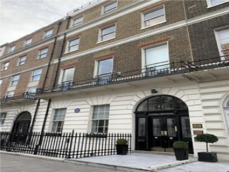 OFFICE TO RENT IN PORTLAND PLACE, W1B