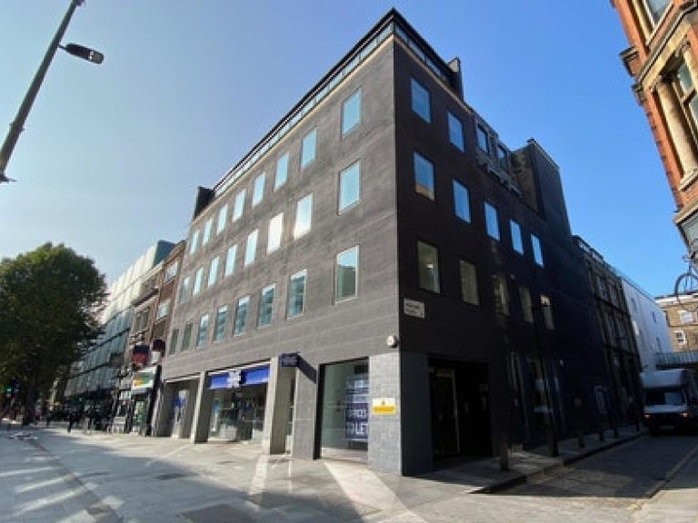 OFFICE TO RENT IN MIDFORD PLACE, W1T