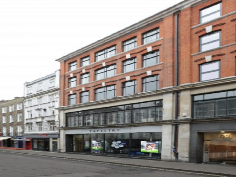 OFFICE TO RENT IN FRITH STREET, W1D