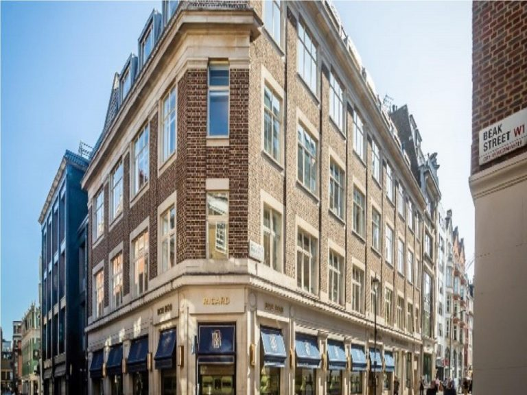 OFFICE TO RENT IN UPPER JAMES STREET, W1F